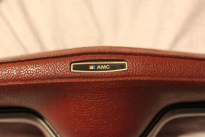 NOS AMC Jeep Berry Red Steering Wheel  1975-1977 Pacer Hornet Matador Gremlin