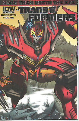 Transformers More Than Meets the Eye #1 RIA RI Retailer Foil Variant NM 0
