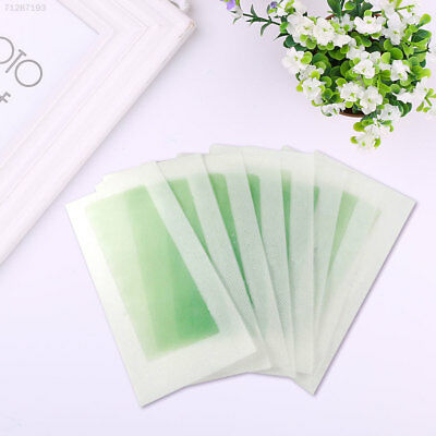 1C39 Professional Wax Strips Beauty Double Sided Sticky Sheet Hair Removal Sheet