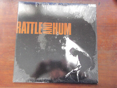 SEALED U2 double LP Rattle And Hum columbia house edition 1988 island