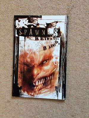 Spawn Book 8 - Betrayal Of Blood - collects Spawn #35 - 38 - Todd McFarlane
