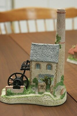 David Winter West Country  Collection Cornish Engine House Figurine