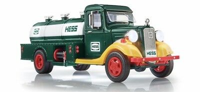 •2018 Collector's Edition Hess Truck 85th Anniversary SPECIAL Edition HESSTRUCK•