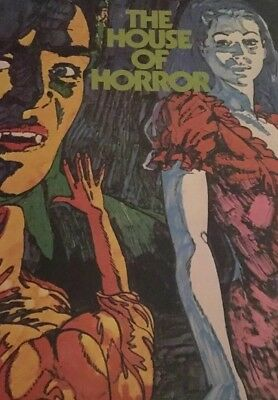 The House Of Horror Book