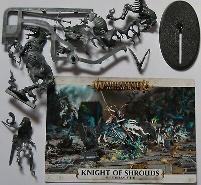 Warhammer Age of Sigmar Soul Wars Nighthaunt Knight of Shrouds