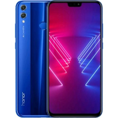 "Honor View 10 Lite Dual Sim 6.5"" Octa Core 128Gb Ram 4Gb 4G Lte Tim Blue"
