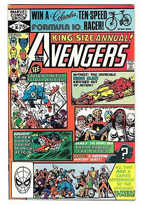 Avengers Annual #s 10 and 11 (First appearance of Rogue; 1981)