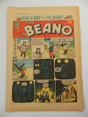 Beano Comic #915 (1960) - Jan 30th - VG/VG+ Condition