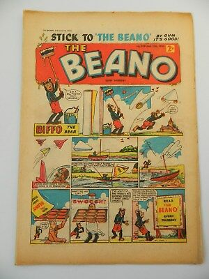 Beano Comic #917 (1960) - Feb 13th - VG/VG+ Condition
