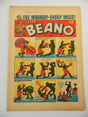 Beano Comic #919 (1960) - Feb 27th - Fine Condition