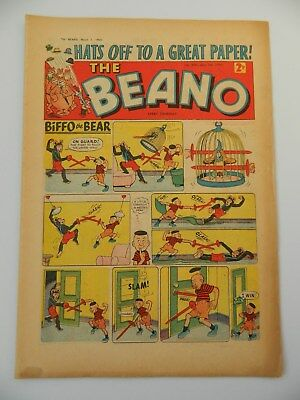 Beano Comic #920 (1960) - Mar 5th - Fine Condition
