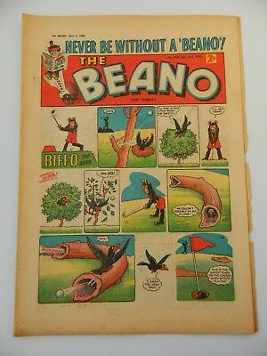 Beano Comic #924 (1960) - April 2nd - Fine- Condition
