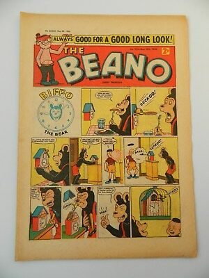 Beano Comic #932 (1960) - May 28th - Fine Condition
