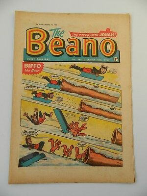 Beano Comic #960 (1960) - Dec 10th - Fine- Condition
