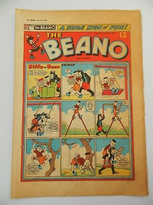 Beano Comic #887 (1959) - July 18th - Good Condition