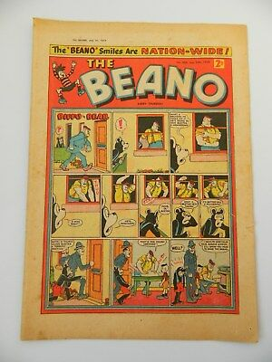 Beano Comic #888 (1959) - July 25th - VG- Condition