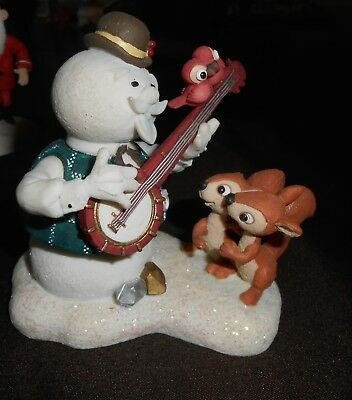 Rudolph and the Island of Misfit Toys Have a Holly Jolly Christmas Enesco