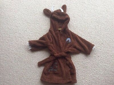 Childs Dressing Gown Age 18-24 Month