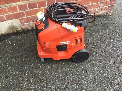 2018 Hilti Vc-ume 110v Dust Extractor Unused