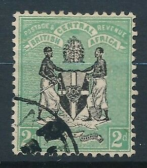 [50895] British central Africa 1895 good Used Very Fine stamp