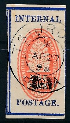 [50921] British central Africa 1898 good Used Very Fine stamp