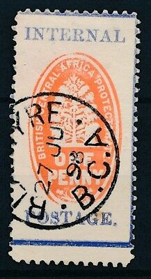 [50923] British central Africa 1898 good Used Very Fine stamp