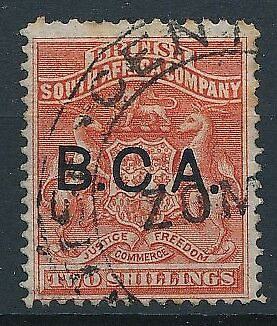 [50928] British central Africa 1891 good Used Very Fine stamp $50