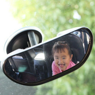 Adjustable Car Baby Back Seat Rear View Mirror Infant Toddler Safety View Mirror