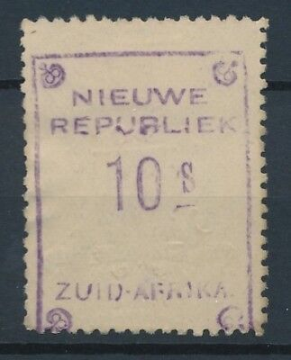 [51608] South Africa New Rep. 1887 good Mint no gum Very Fine stamp