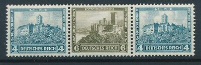 [51760] Germany 1932 good booklet part MNH Very Fine stamps $27.5