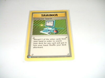Pokemon Card Unlimited Series Computer Search 71/102