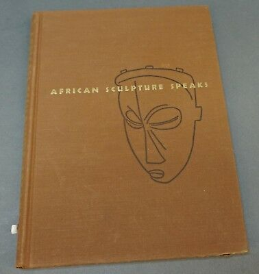 Books: African Sculpture Speaks, Segy
