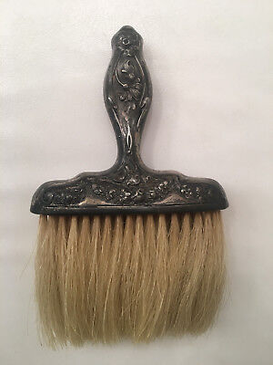 Antique Vintage ornate Victorian handle clothes or table dust brush