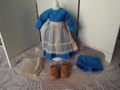 """VINTAGE VOGUE DUTCH COSTUME FOR 8"""" GINNY DOLL - 1950's"""