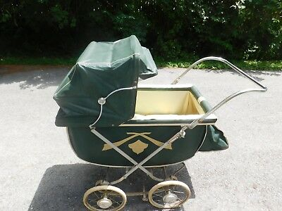 Vintage Thayer Baby Carriage Model 1618 - New York State Delivery Option