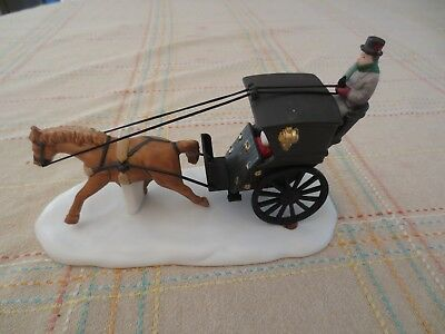 Department 56 Heritage Village Series Horse and Carriage