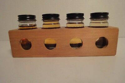 Vintage Vermont Maple Syrup Grading Classification Kit - School Project