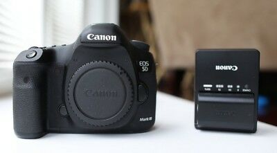 Canon EOS 5D Mark III 22.3MP Digital SLR Camera - (Body Only)