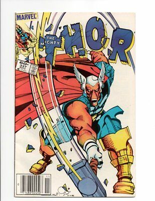 The Mighty Thor #337 Bronze Age 1st Beta Ray Bill VF/NM Nice!