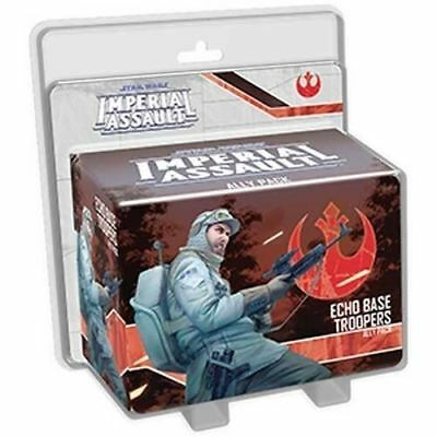 Star Wars - Imperial Assault Echo Base Troops- NEW Board Game - AUS Stock