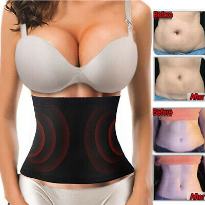 Postpartum Belly Recovery Band Waist Cincher Tummy Tuck Belt Body Shaper Corset
