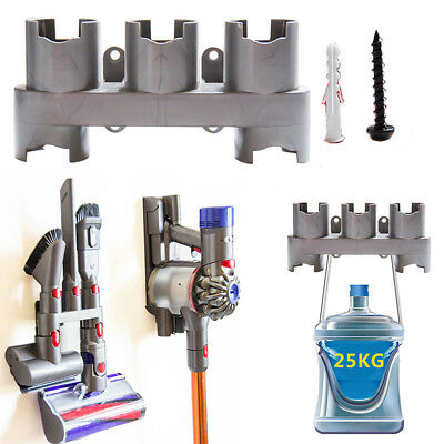 For Dyson V7 V8 V10 Cordless Wall Mount Accessory Tool Attachment Storage Holder