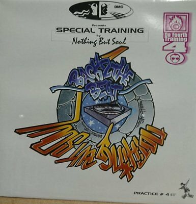 Soul G & Kool M - Back To The Beat Special Training - Practice #4 LP NEU 0153304