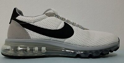 c4c26d12d46 NIKE AIR MAX LD-Zero Summit White Black Men Running Shoes Sneakers ...