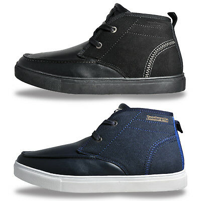 Mens Lambretta Chukka Desert Smart Casual Ankle Boots From £12.99 FREE P&P