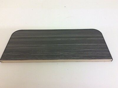 VW Transporter T5/T6 Single Seat Base Cover Grey Driftwood Light Weight Ply