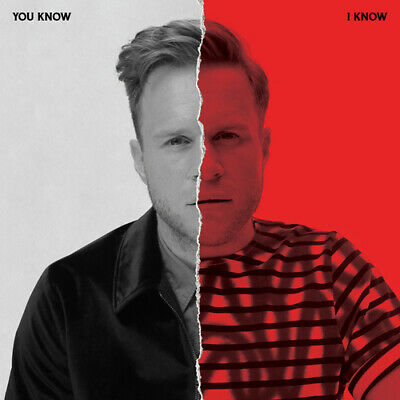 Olly Murs : You Know I Know CD 2 discs (2018) ***NEW***