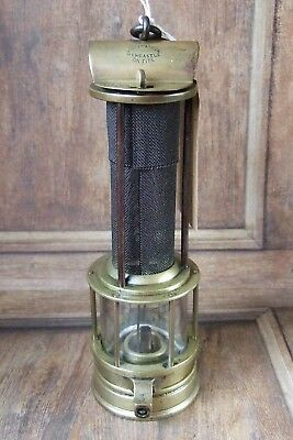 Henry Watson of Newcastle  Clanny Miners Lamp Circa 1870