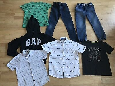 Boys bundle 6-7 years next gap hoody jeans shirts t shirts
