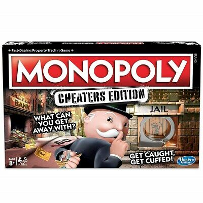 Monopoly: Cheaters Edition [Board Game]